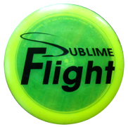 Sublime Flight disc Facebook profile