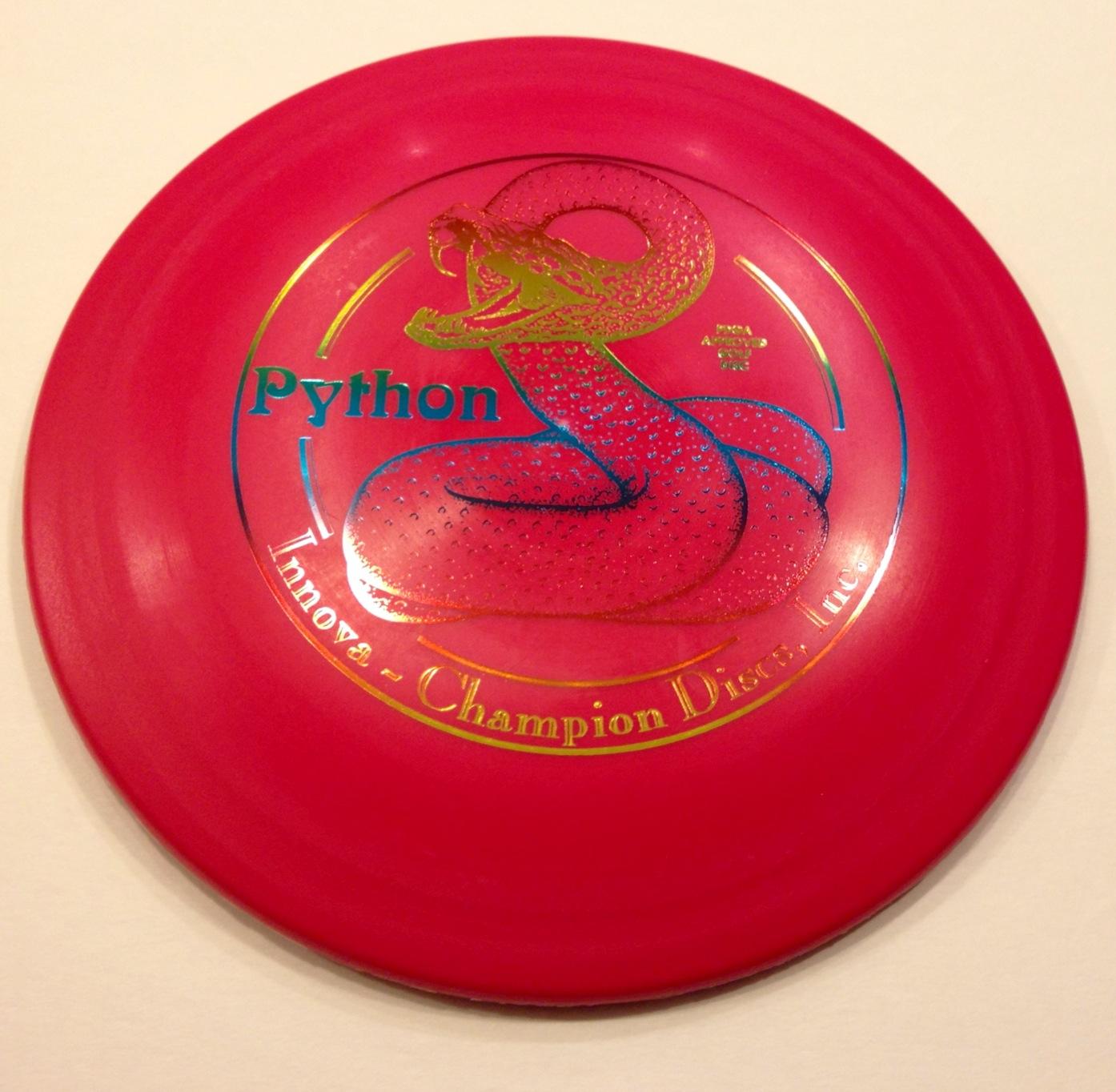 Python Red